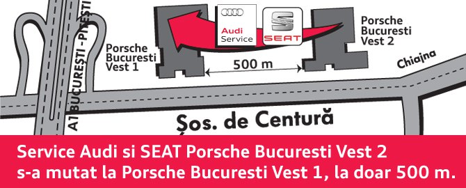 Porsche Bucuresti Vest 2