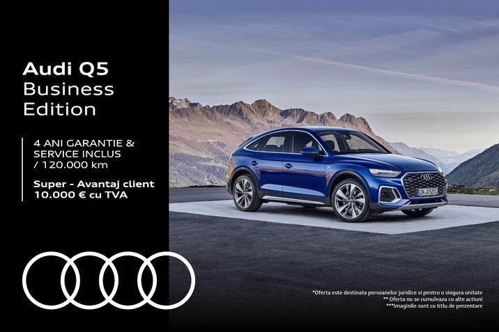 Audi Q5 Business Edition